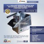 Jual Mesin Vegetable Cutter (MKS-VG23B) di Bandung