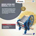 Jual Cetak Mie Manual Untuk Usaha (MKS-150) di Bandung
