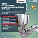 Jual Mesin Filling Cairan dan Pasta – MSP-FL300 di Bandung