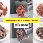 Jual Mesin Giling daging Plus Meat Slicer TMC12 di Bandung