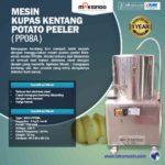 Jual Mesin Kupas Kentang Potato Peeler (PP08A) di Bandung