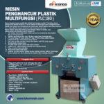 Jual Mesin Penghancur Plastik Multifungsi – PLC180 di Bandung