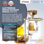 Jual Alat Pemeras Minyak Biji-Bijian Manual di Bandung