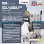 Jual Mesin Blender Es Krim Yogurt Multifungsi di Bandung