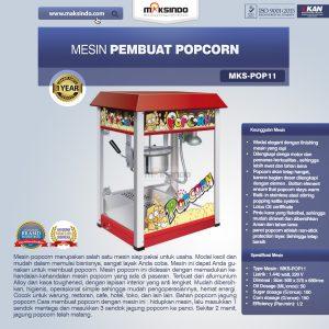 Jual Mesin Popcorn Untuk Membuat Popcorn di Bandung