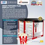 Jual Mesin Popcorn Plus Display (POP33) di Bandung