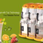 Jual Mesin Slush (Es Salju) dan Juice – SLH03 di Bandung