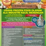 Training Usaha Frozen Food, 5-7 Mei 2017