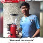 Jual Mesin Grinder Kopi Untuk Cafe – MKS-GRD60A di Bandung