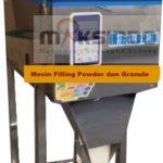 Jual Mesin Filling Tepung dan Biji (20-1200gr) di Bandung