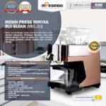 Jual Mesin Press Minyak Biji-Bijian (MKS-J03) di Bandung