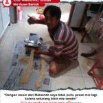 Jual Mesin Cetak Mie (MKS-135) di Bandung