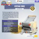 Jual Mesin Cetak Mie MKS-160 di Bandung