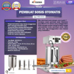 Jual Mesin Pembuat Sosis Otomatis (MKS-ELV10) di Bandung
