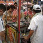 Jual Mesin Stick Waffle (hot dog wafel) di Bandung