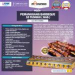 Jual Pemanggang BBQ 10 Tungku (Gas) di Bandung