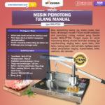 Jual Pemotong Tulang Manual (PTT38) di Bandung