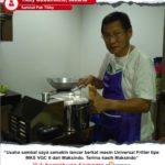Jual Mesin Universal Fritter 6 liter (VGC6) di Bandung