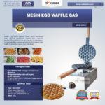 Jual Mesin Egg Waffle Gas (GW07) di Bandung
