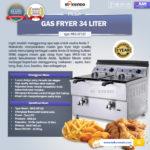 Jual Mesin Gas Fryer (MKS-182) di Bandung