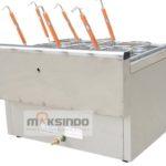Jual Mesin Pemasak Mie 6 Lubang (Gas, MKS-PC6) di Bandung