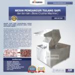 Jual Mesin Pengancur Tulang Sapi, dll (BC300) di Bandung