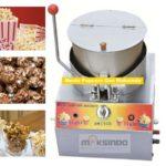 Jual Mesin Popcorn Gas (MKS-POP10) di Bandung