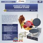 Jual Pembuat Cone dan Mangkuk Es Krim (CIC21) di Bandung
