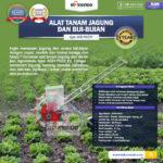 Jual Alat Tanam Jagung dan Biji-Bijian AGR-PN22 di Bandung