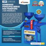 Jual Kombinasi Pengupas Beras dan Penepung RMD8020 di Bandung