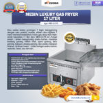 Jual Mesin Luxury Gas Fryer 17 Liter (MKS-G17B) di Bandung