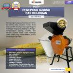 Jual Mesin Penepung Jagung dan Biji-Bijian (MD15) di Bandung