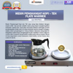 Jual Mesin Penghangat Kopi – Teh (Coffee Tea Warmer – Decanter) di Bandung