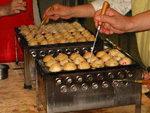 Jual Mesin Takoyaki Listrik (28 Lubang) di Bandung