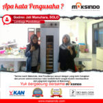 Jual Mesin Proofer Pengembang Roti (PR16) di Bandung