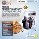 Jual Mixer Planetary 15 Liter New High Quality (MKS-BK15M) di Bandung
