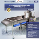 Jual Mesin Popcorn Industrial Caramel (Gas) – CRM880 di Bandung