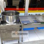 Jual Mesin Popcorn Industrial Caramel (Gas) – CRM800 di Bandung