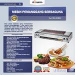 Jual Pemanggang Sate – BBQ GAS SMOKELESS (003BBQ) di Bandung