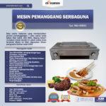 Jual Pemanggang Sate – BBQ GAS SMOKELESS (005BBQ) di Bandung