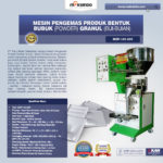 Jual Mesin Pengemas Produk Bentuk BUBUK (POWDER) GRANUL (BIJI-BIJIAN) di Bandung