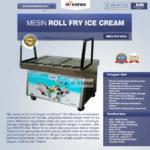 Jual Mesin Roll Fry Ice Cream RIC36x2 di Bandung