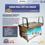 Jual Mesin Roll Fry Ice Cream RIC50x2 di Bandung
