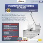 Jual Penyaring Minyak Goreng Oil Filter (OF40) di Bandung