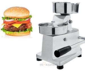 Jual Alat Pencetak Hamburger Manual (HBP15) di Bandung