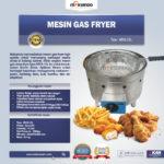 Jual Mesin Gas Fryer MKS-15L di Bandung