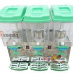 Jual Mesin Juice Dispenser 3 Tabung (17 Liter)-ADK-17×3 di Bandung