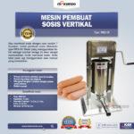 Jual Mesin Pembuat Sosis Vertikal MKS-5V di Bandung