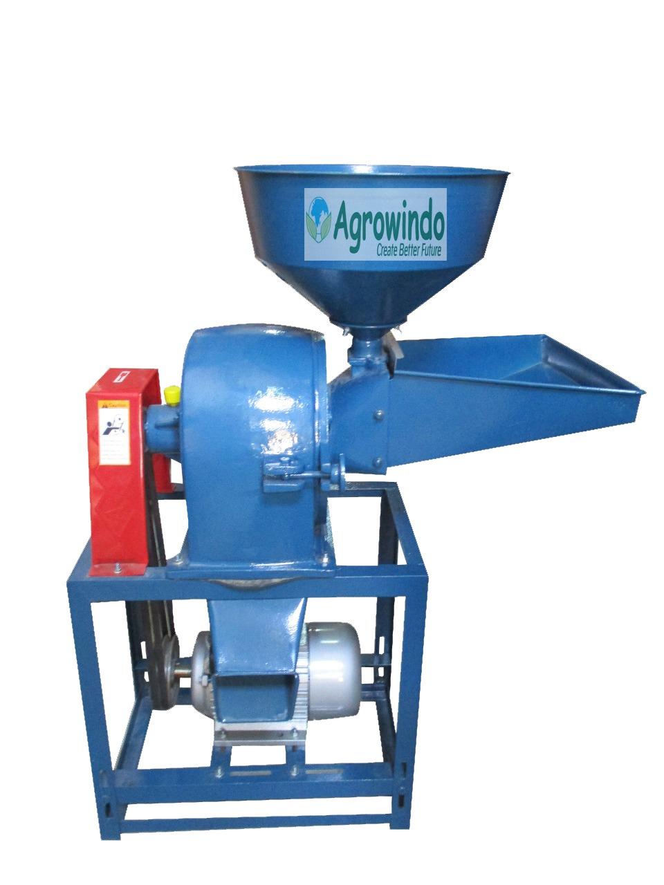Jual Penepung Disk Mill Serbaguna (AGR-MD24) di Bandung