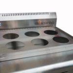 Jual Noodle Cooker (Pemasak Mie dan Pasta) MKS-606PS di Bandung